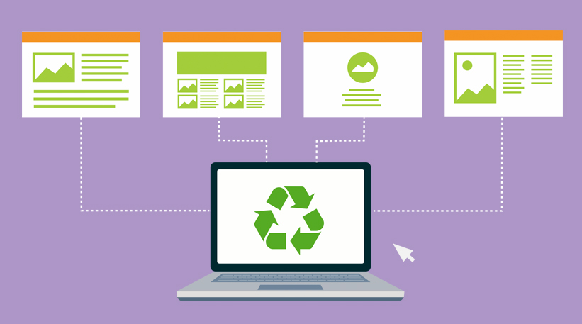 How to maximise your marketing budget through effective content creation reuse