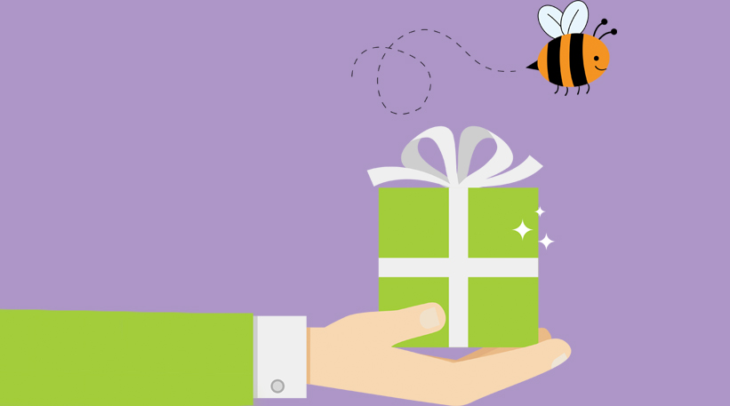 Create brand buzz with promotional gifts