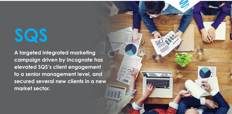 SQS integrated marketing services